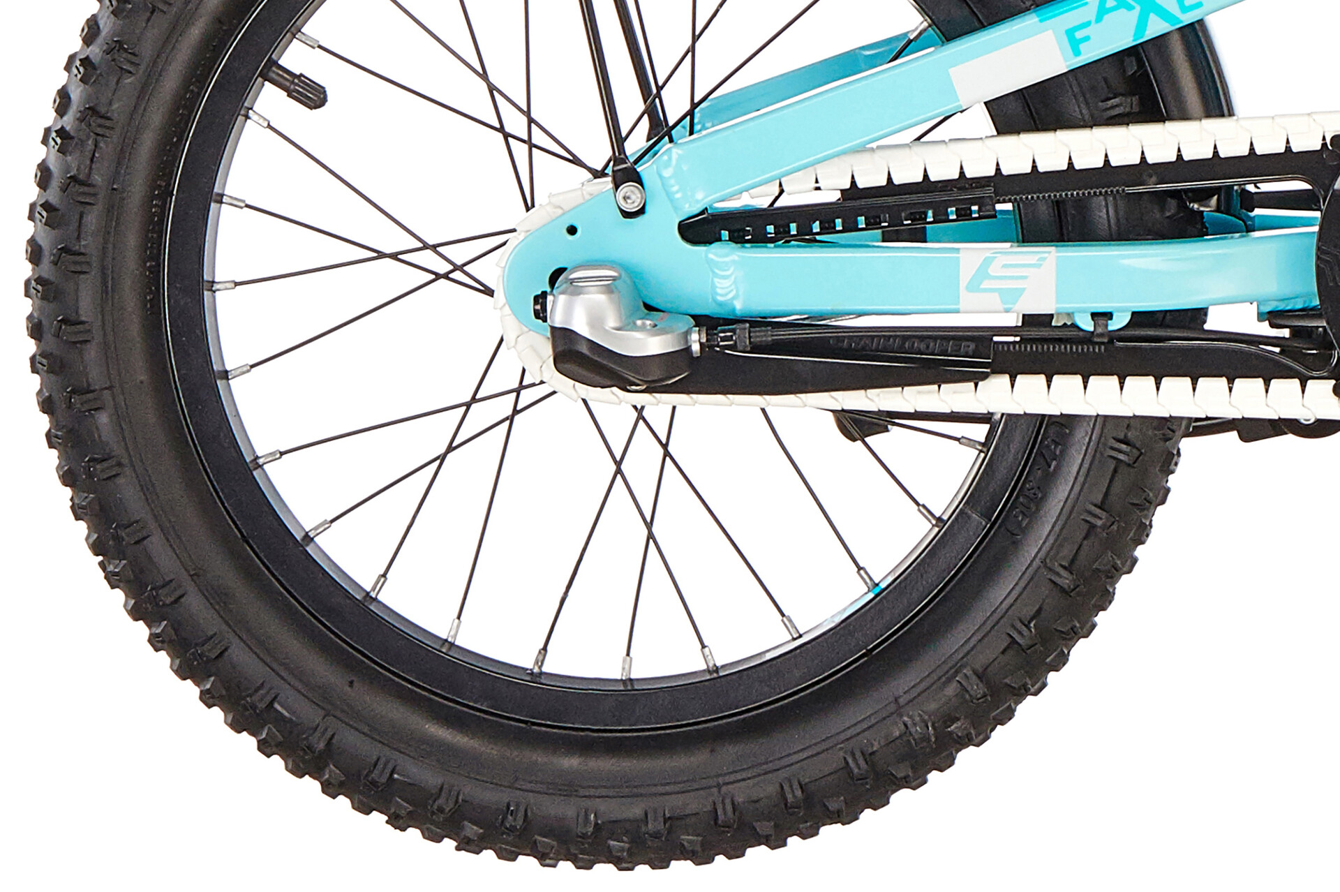 bikester.atscool faxe 16 3 s alloy lightblue